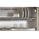 ODCEJALNIK ELEMENT 60 INOX