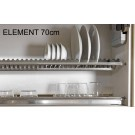ODCEJALNIK ELEMENT 70 INOX