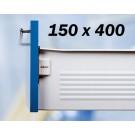 VODILO METABOX BLUM 150X400mm KREM